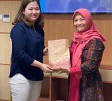 Prodi Sastra Indonesia menerima kunjungan dari Busan University Foreign Studies (BUFS) Korea