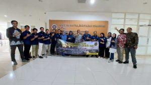 Kunjungan Ilmu Komunikasi Universitas Islam Riau