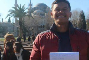 Mahasiswa Ilmu Komunikasi Universitas Ahmad Dahlan Mengikuti Istambul Youth Summit
