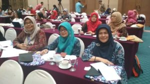 Perwakilan Dosen Sastra Indonesia Dalam FORPROSSI
