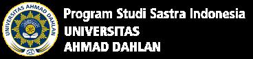 Penyambutan Mahasiswa Baru Sastra Indonesia